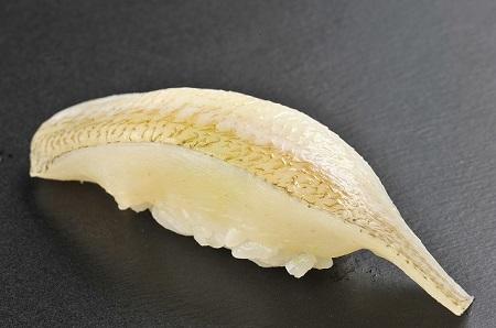 キスのお寿司