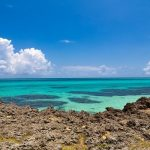 海の色が青い理由と地域によって違いがでる訳とは?