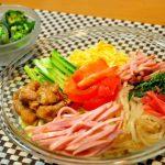 冷麺と冷やし中華の違いは何?関西では同じ料理?