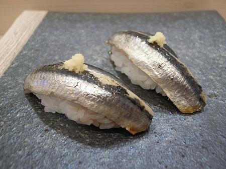 イワシのお寿司
