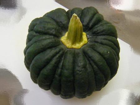 日本かぼちゃの画像